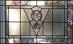 Art Deco Leadlight